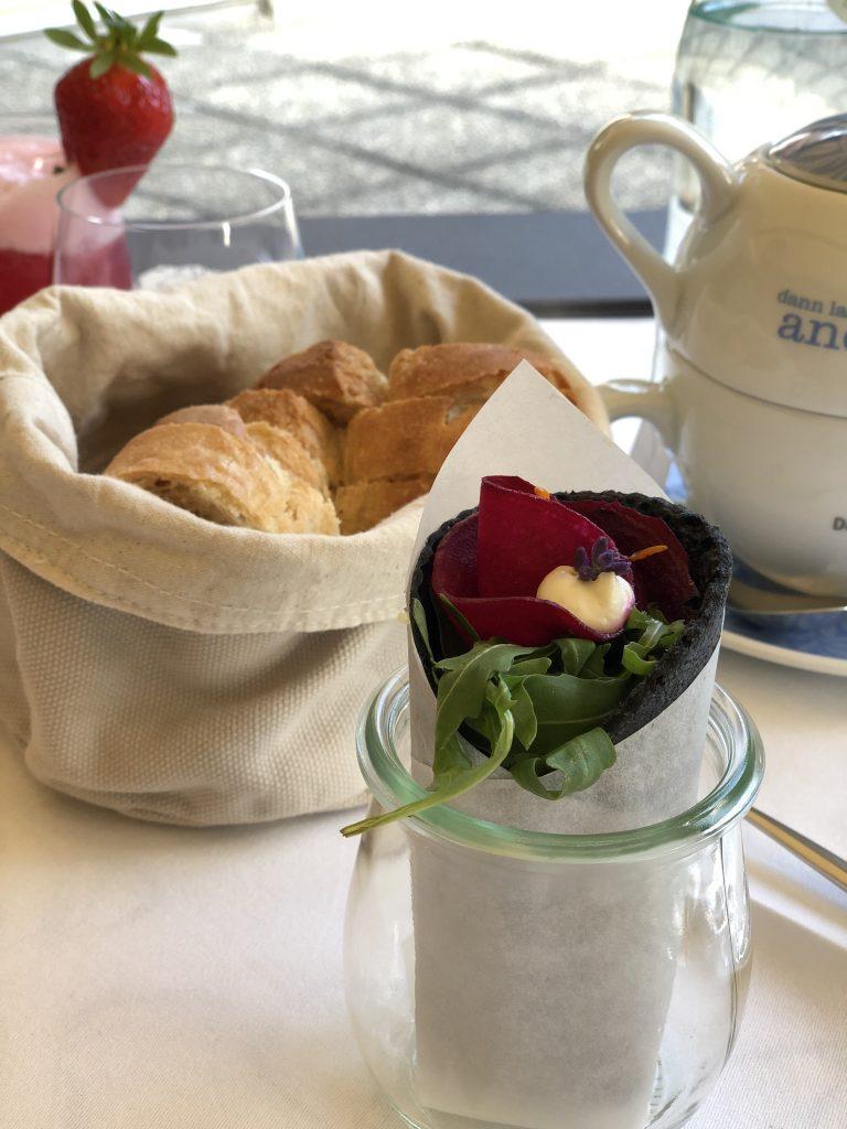 La Vimea Abendessen: veganes Hotel in Naturns, Südtirol