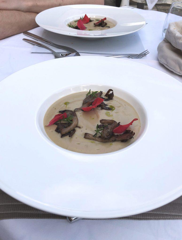 La Vimea Abendessen Speisekarte: veganes Hotel in Naturns, Südtirol