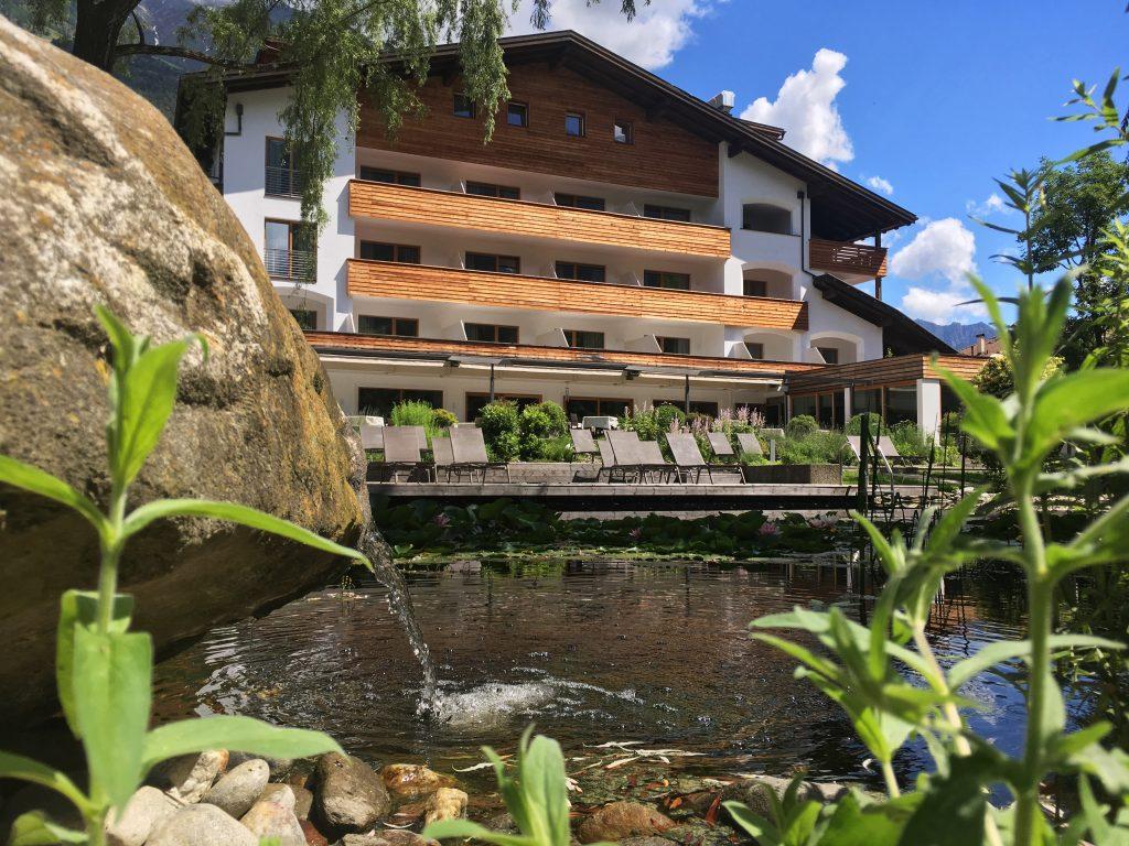 La Vimea: veganes Hotel in Naturns, Südtirol